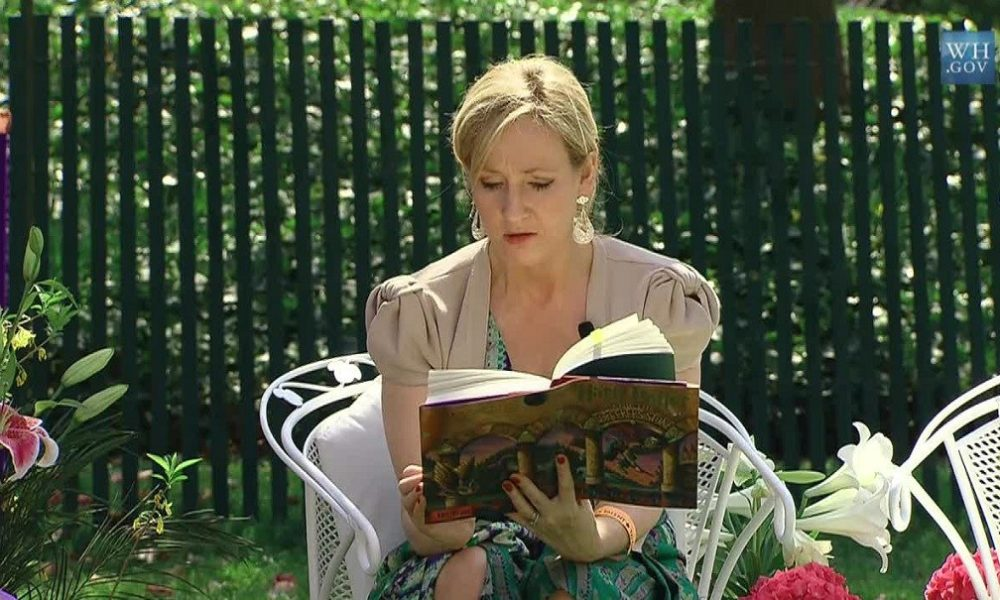 Biography of J.K. Rowling