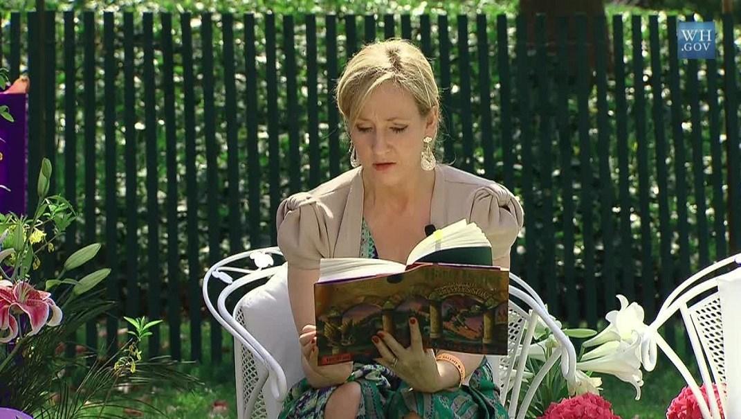 Biography of J.K. Rowling