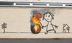 Biography of Banksy