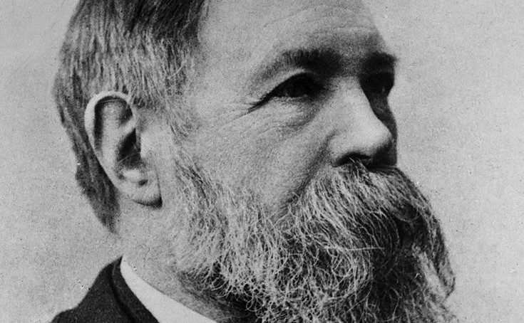 Biography of Friedrich Engels