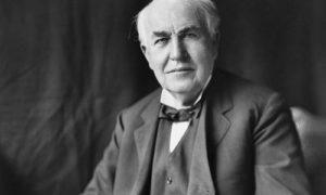 Biography of Thomas Alva Edison
