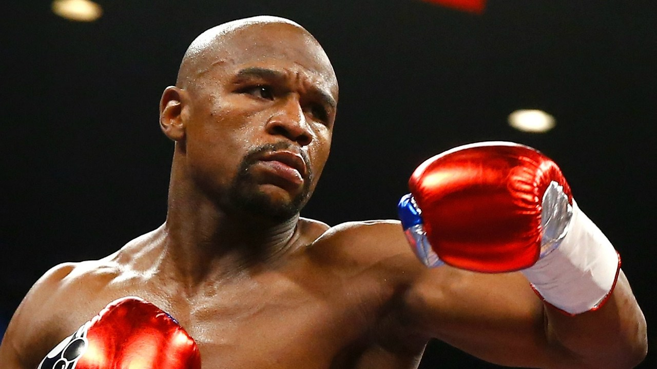 Biography of Floyd Mayweather Jr.