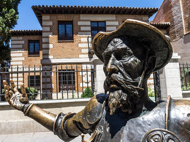Biography of Miguel De Cervantes Saavedra