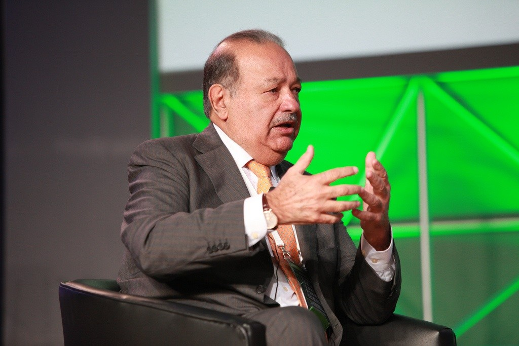 Biography of Carlos Slim