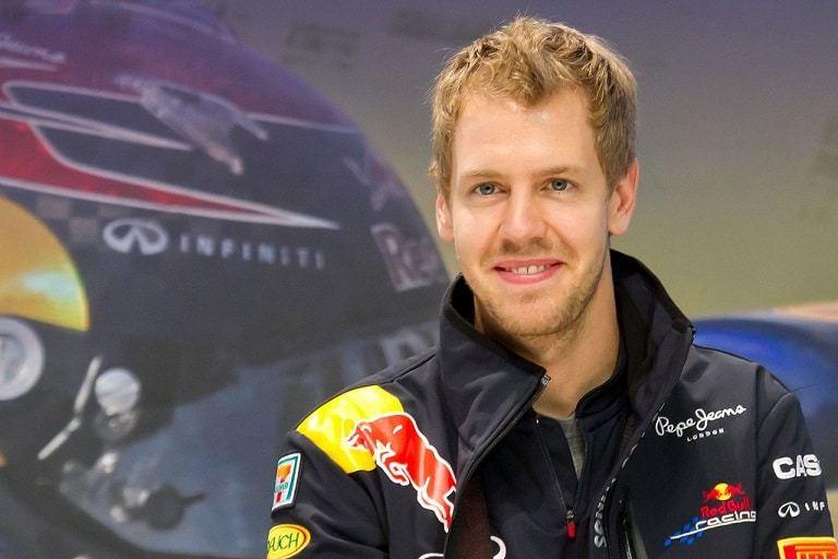 Biography of Sebastian Vettel