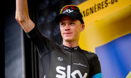 Chris Froome Biography