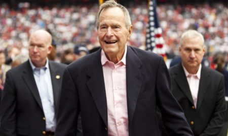 George H. W. Bush Biography