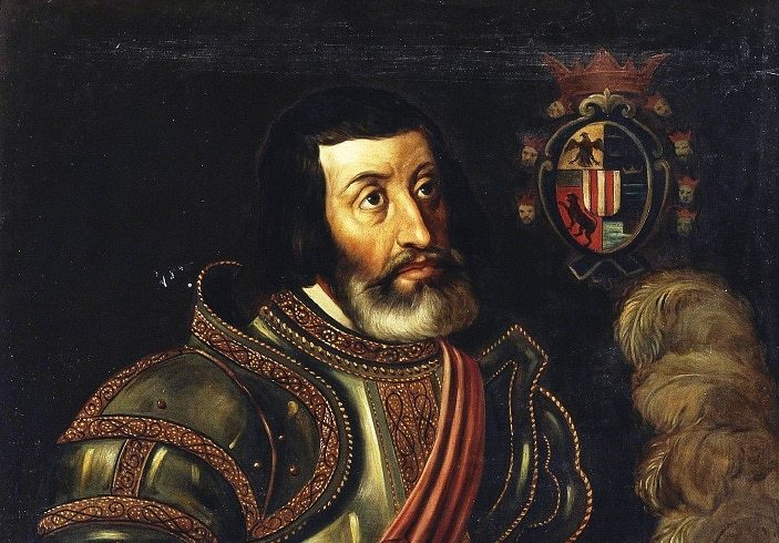 Hernán Cortés Biography