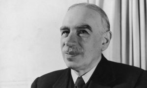 John Maynard Keynes Biography