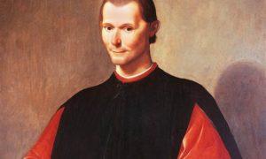 Niccolo Machiavelli Biography
