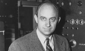 Enrico Fermi biography