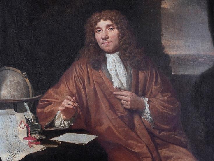 Anton Van Leeuwenhoek biography