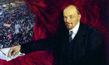 Lenin biography