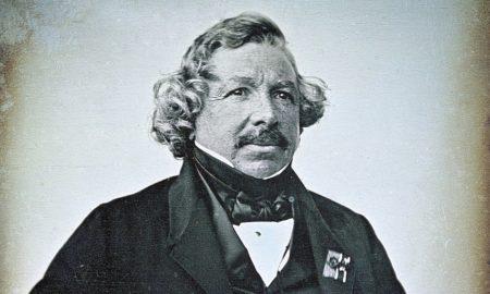 Louis Jacques Daguerre biography
