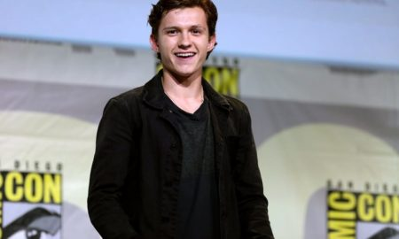 Tom Holland biography