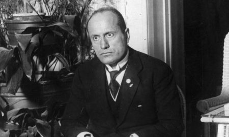 Benito Mussolini biography