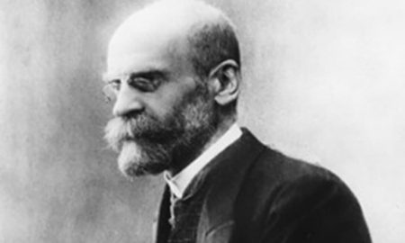 Émile Durkheim biography