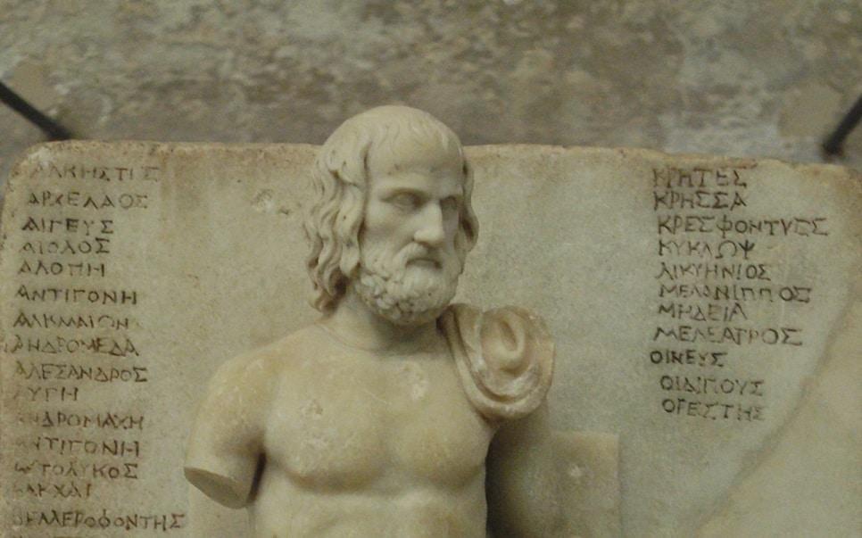 Eurípides biography