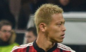 Keisuke Honda biography