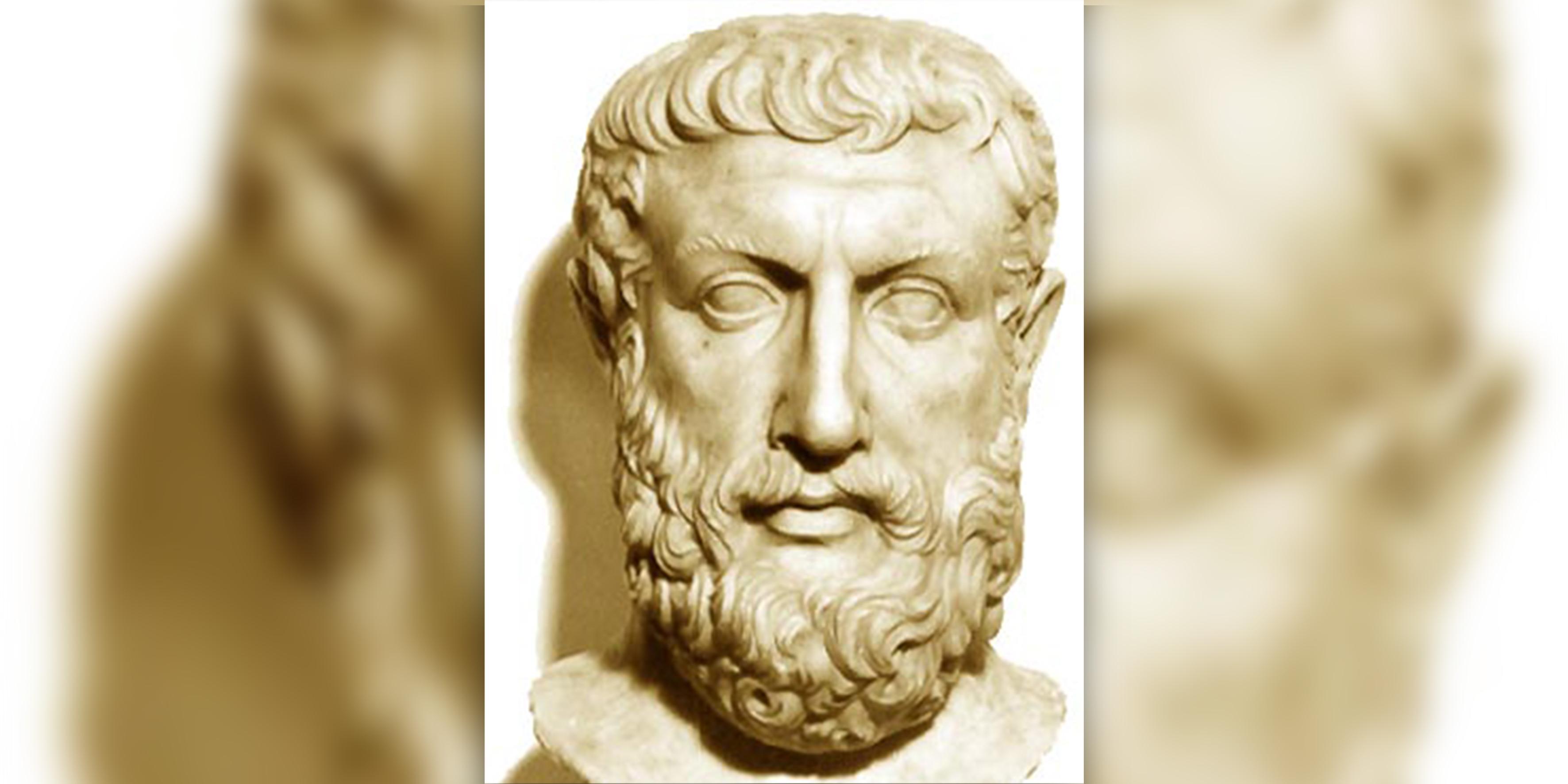 Parmenides biography