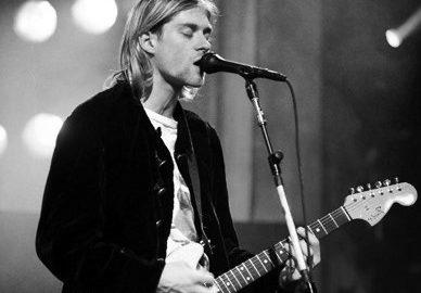 Kurt Cobain Biography