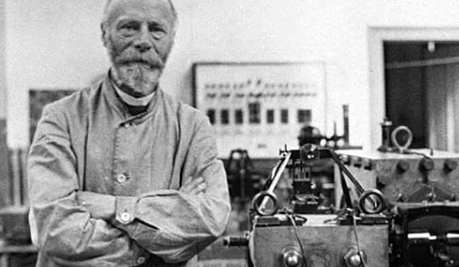 Willem Einthoven Biography