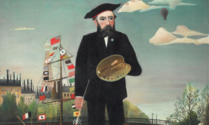 Henri Rousseau Biography
